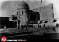 عکس قدیمی از بارگاه مسلم بن عقیل سلام الله علیه