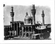 عکس قدیمی از حرم کاظمین علیهما سلام