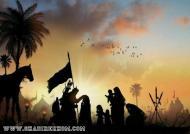 پوستر علمدار کربلا حضرت ابالفضل العباس علیه  السلام