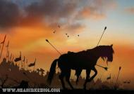 پوستر اسب امام حسین علیه السلام
