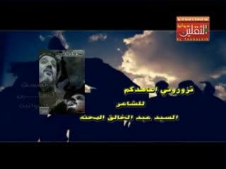 کلیپ باسم کربلایی - تزورونی