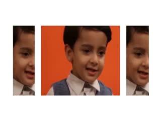 تبریک عید غدیر از زبان کودکان